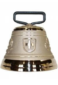 Nr. 9 - Echte Glocke Bronze zum Gebrauch (mit Riemen)