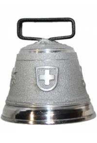 Nr. 6 - Echte Glocke Aluminium zum Gebrauch (mit Riemen)