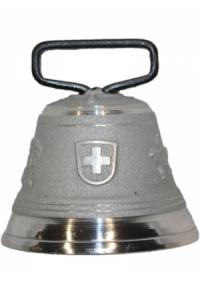 Nr. 8 - Echte Glocke Aluminium zum Gebrauch (mit Riemen)