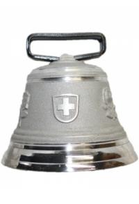Nr. 10 - Echte Glocke Aluminium zum Gebrauch (mit Riemen)