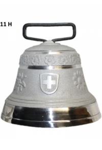 Nr. 11 - Echte Glocke Aluminium zum Gebrauch (mit Riemen)