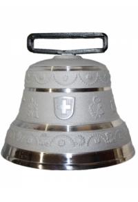 Nr. 18 - Echte Glocke Aluminium zum Gebrauch (mit Riemen)