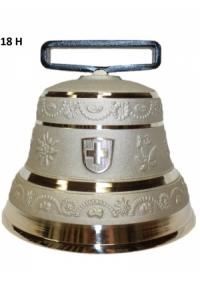 Nr. 18 - Glocke Speziallegierung bruchfest zum Gebrauch (m..
