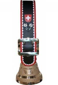 Glocken Schweiz mit Rundzack-Riemen, Nr. 20 H