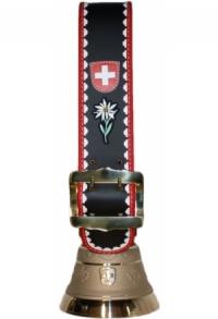 Glocken Schweiz mit Rundzack-Riemen (Midi), Nr. 15 H
