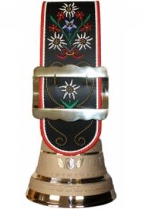 Premium Glocke mit individuellem Logo/Text, Nr. 36 M