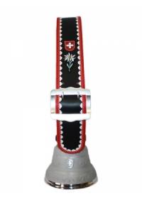 Glocke Schweiz ALU mit Rundzack-Riemen, Nr. 15 H